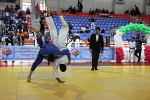سیستانوبلوچستان نایب قهرمان رقابتهای جودو منطقه ۵ کشور شد