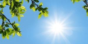 آسمان گیلان تا دوشنبه آفتابی است