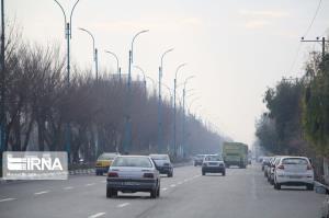 پیشبینی افزایش آلودگی هوا برای البرز