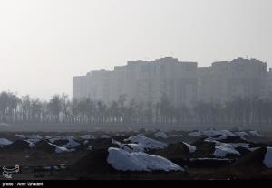 کیفیت هوای اراک برای گروههای حساس ناسالم شد