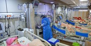 ۱۴۵ بیمار کرونایی در بیمارستانهای کرمانشاه بستری هستند
