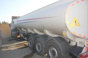 توقیف سوخت قاچاق در ایست و بازرسی شهید صدوقی سیستانوبلوچستان