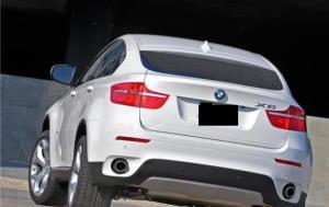 خودروی بی ام وی قاچاق توسط پلیس اصفهان، توقیف شد