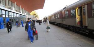 افرادی که پس از اخذ بلیت به کرونا مبتلا شوند از حضورشان در قطار ممانعت میشود