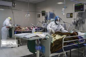 ۷۷ کرونایی در مرکزهای درمانی منطقه کاشان بستری هستند