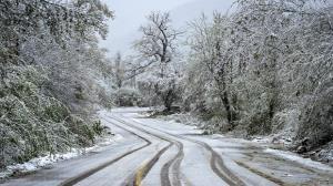 بارش باران و برف تا اواخر وقت امروز در چهارمحال و بختیاری ادامه دارد