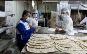 نانواییهای متخلف زنجان ۴ میلیارد ریال جریمه شدند