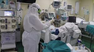 بستری شدن ۶۷ بیمار کرونایی جدید طی شبانه روز گذشته در گیلان