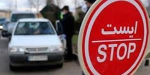 جریمه ۳۰۷ خودرو در طرح محدودیت ورود پلاکهای غیربومی به مشهد