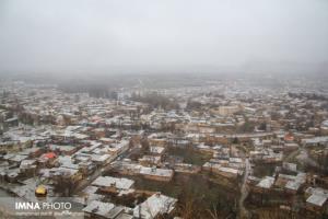 تداوم بارش باران و برف در غرب و جنوب استان اصفهان