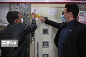 ۸ آسانسور غیراستاندارد در کرمانشاه پلمب شد