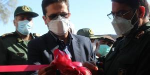 افتتاح پروژههای محرومیتزدایی سپاه در فهرج