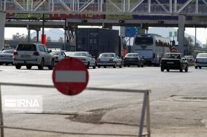 ۳۶۶ دستگاه خودرو از ورودیهای مشهد بازگردانده شدند