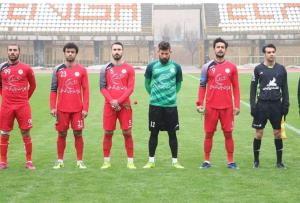 توقف نماینده فوتبال البرز در دیدار خانگی