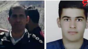 بازداشت قاتل ۲ پلیس شهید در دره شهر ایلام
