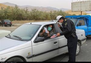 ورود مسافران با مبدا خوزستان و عراق بدون تست کرونا به ایلام ممنوع شد