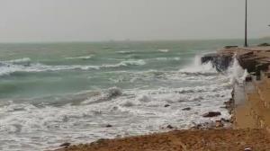 خیلج فارس طوفانی میشود