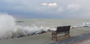 خلیج فارس تا دوشنبه مواج است