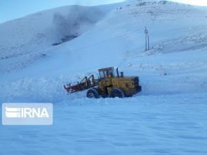 راه دسترسی به ۵۴ روستای اشنویه بازگشایی شد