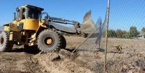 رفع تصرف ۲۸۰ هکتار از اراضی ملی گچساران