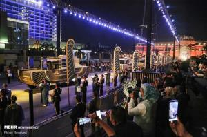 رژه فراعنه مصر باستان در خیابانهای قاهره