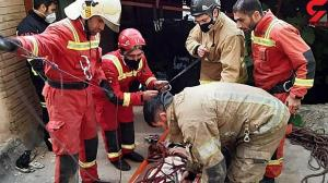 مرگ دردناک پدر و پسر در تونل مخفی پالایشگاه نفت تهران