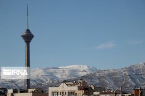 کیفیت هوای تهران در مدار سلامت است