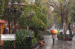 رگبار پراکنده باران در تهران پیشبینی میشود