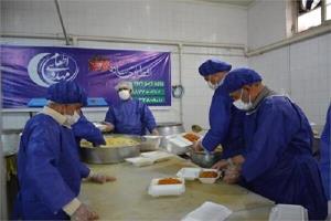 آشپزخانههای اطعام مهدوی قزوین میزبان نیازمندان میشوند