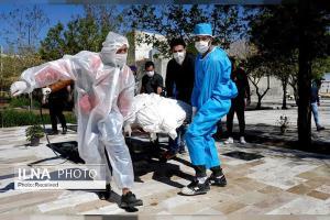 ویروس کرونا در استان قزوین جان ۱۰ نفر را در شبانه روز گذشته گرفت