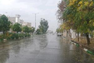 رگبار بهاری برای آسمان مرکز و شرق فارس پیشبینی شد