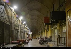 ممنوعیت کرونایی فعالیت اصناف در قزوین یک هفته تمدید شد