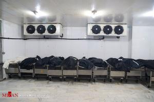 تصاویر ناگوار از پیکر بی جان هموطنان تهرانی