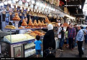 عکس/ حال و هوای ماه مبارک رمضان در سوریه جنگ زده