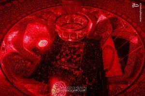 عکس/ حال و هوای شب قدر در حرم حضرت علی علیه السلام