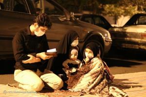 عکس/ مراسم احیای شب قدر در سراسر میهن اسلامی