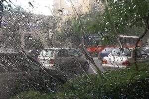 پیشبینی بارشهای پراکنده در آسمان کردستان