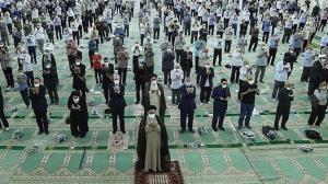 نماز عید فطر در سراسر استان مرکزی اقامه میشود