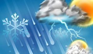 ناپایداری مجدد هوا از دوشنبه هفته جاری در گلستان
