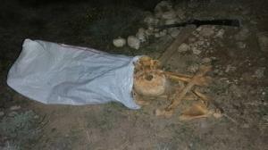متلاشی شدن باند حفاران غیر مجاز در ارومیه