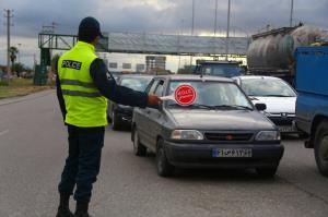 ورود خودروهای غیربومی به زنجان ممنوع است