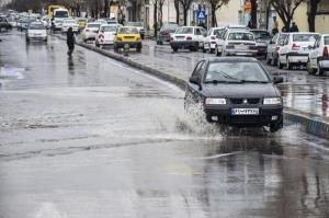 احتمال آبگرفتگی معابر در سیستانوبلوچستان