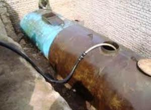 کشف قاچاق بنزین در بناب