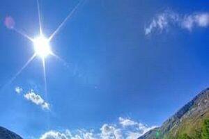 افزایش دما در استان قزوین