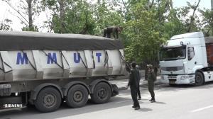 توقیف ۱۳۰ تن نهادههای دامی قاچاق در اردبیل