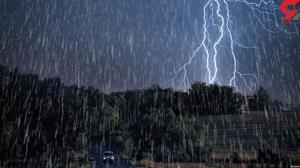 پیشبینی طوفان و بارش سیل آسا در ۲۸ استان تا پایان عید فطر