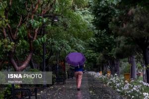 ورود ۲ سامانه بارشی جدید به آذربایجانشرقی تا پایان هفته