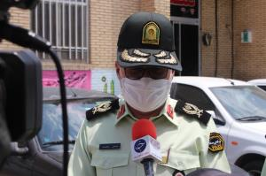 دستگیری سوداگران مرگ در ورودی شهر یزد