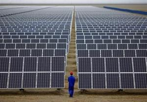 ۲ نیروگاه خورشیدی توسط بخش خصوصی در شهرکرد احداث میشود