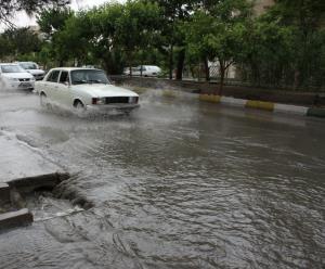 باد و باران زنجان را در بر میگیرد